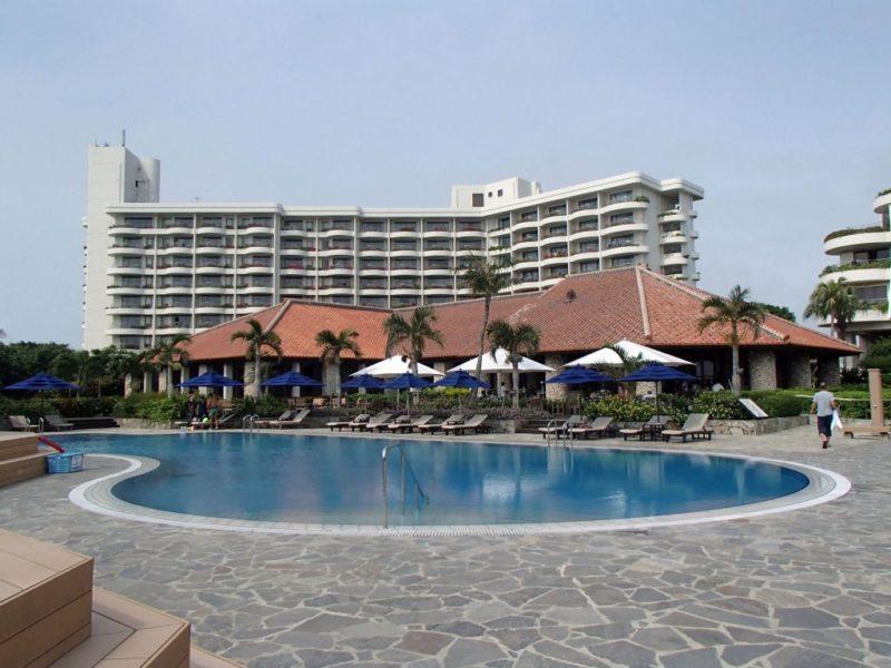 宮古島の東急ホテル