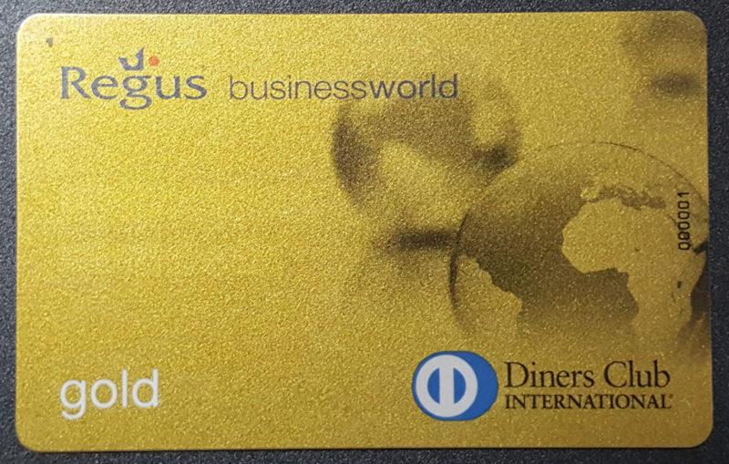 ダイナースクラブ提携のリージャス・ゴールドカード