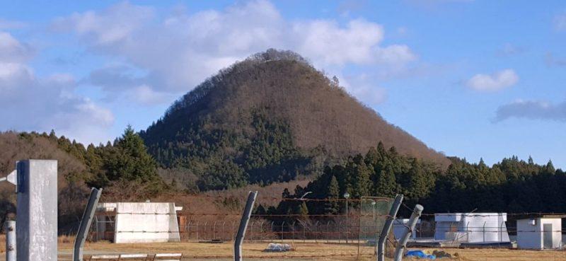 仙台の太白山