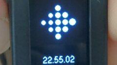 Fitbitの心拍計故障は再起動で直る。睡眠時間と心拍数を分析