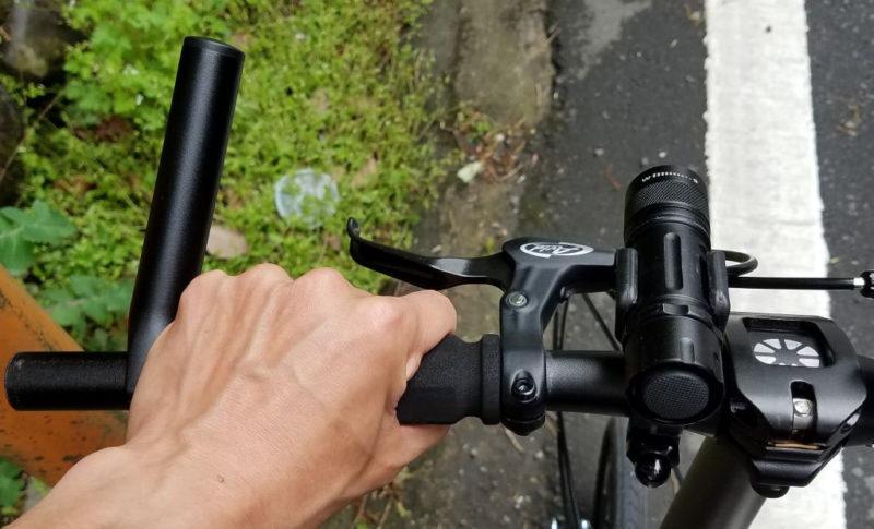 イオンバイクの安いバーエンド