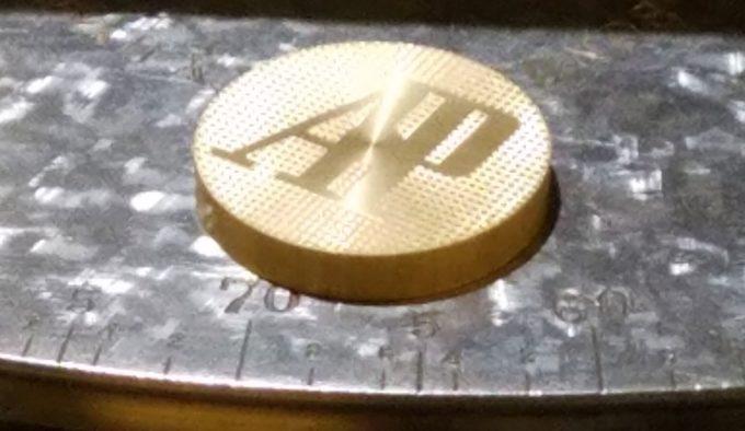 オーデマピゲの文字盤