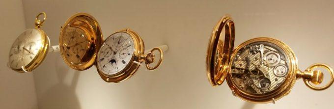 オーデマピゲの懐中時計