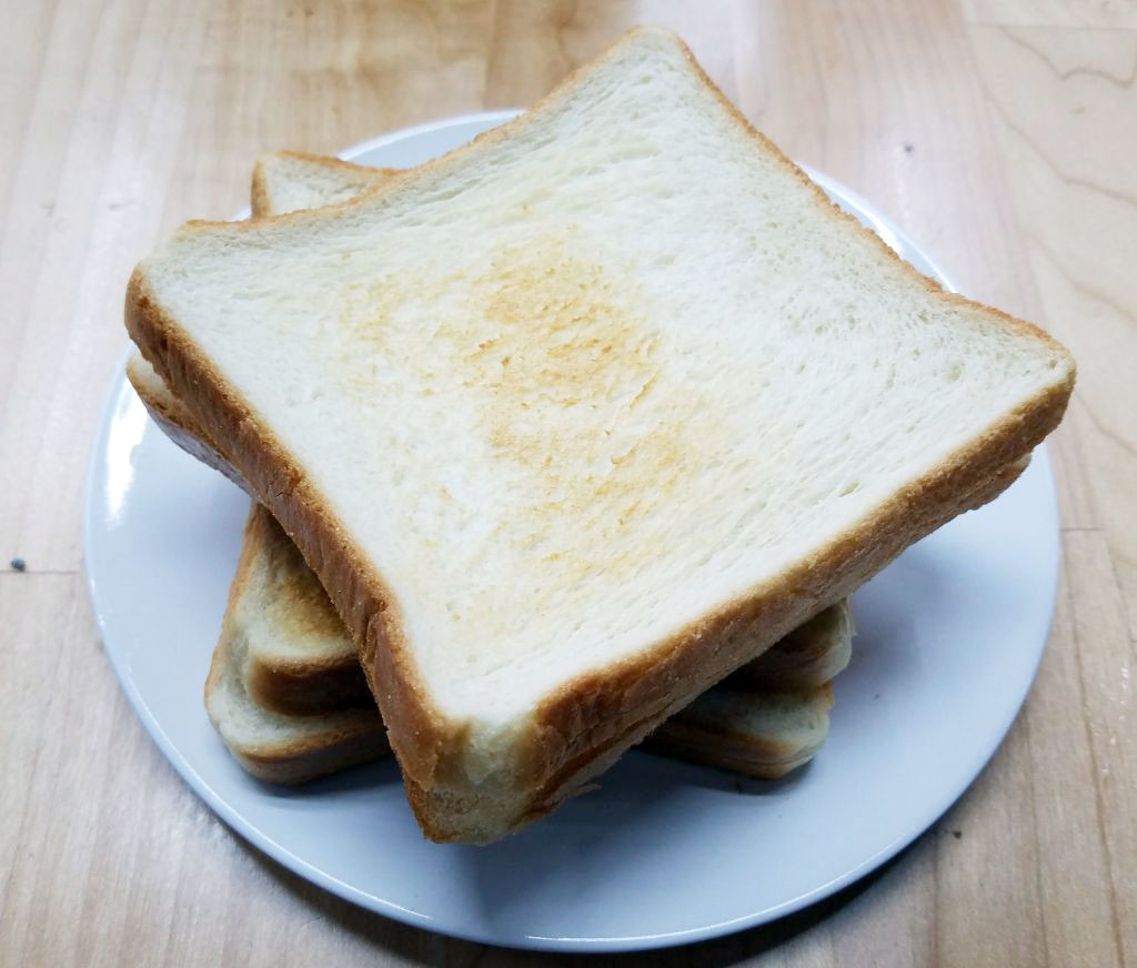 ドンキの薫麦トースト