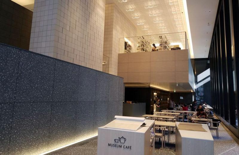 アーティゾン美術館のカフェ