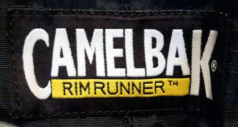 CAMELBAKの古いロゴ