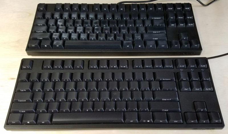 FILCOキーボードの比較